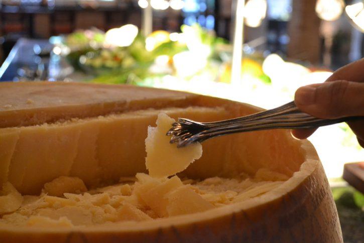 Fresh Parmesan Cheese