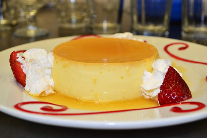 Our traditional Brazilian Flan